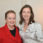 Loretta Brennan Glucksman, Chairperson of the American Ireland Fund